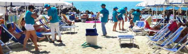 Il litorale pisano abbraccia la campagna La Verità sulla Droga