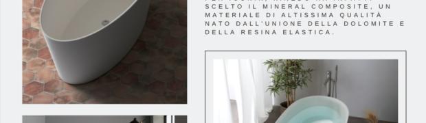 Kinedo presenta le nuove vasche freestanding Iconik