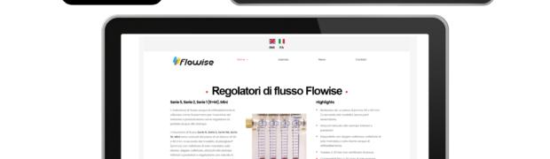 Flowise presenta il nuovo sito web dedicato ai suoi regolatori di flusso
