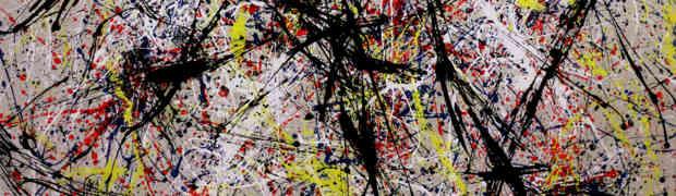 Daniel Mannini: una pittura di luce e di energia