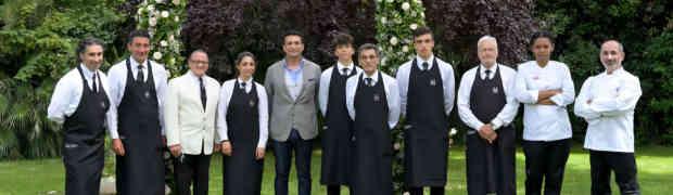 Tessitore Ricevimenti firma il matrimonio a tema Epico presso Villa Marta a Roma