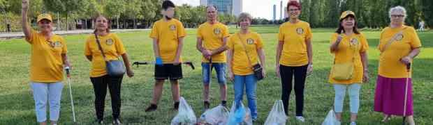 Volontari di Scientology tornano al Parco Tarello
