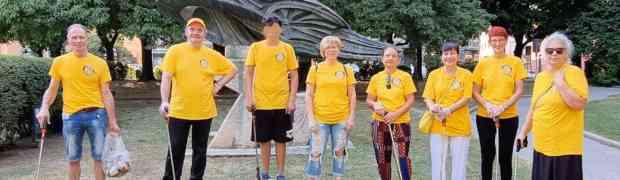 Ministri Volontari di Scientology per un impegno civico