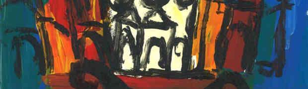 Federico Marchioro: dipingere il proprio pensiero sensibile
