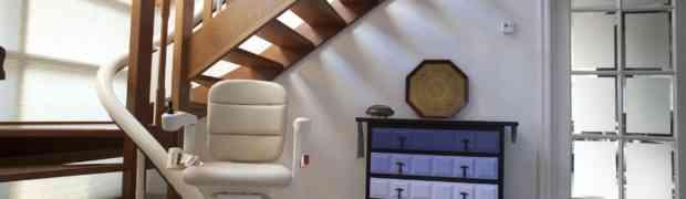 Montascale Garaventa Lift: per una casa comoda e accessibile