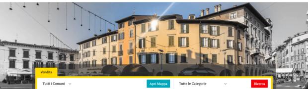 Arriva Online il nuovissimo portale di Ital-Home: l'Agenzia Immobiliare a Bergamo