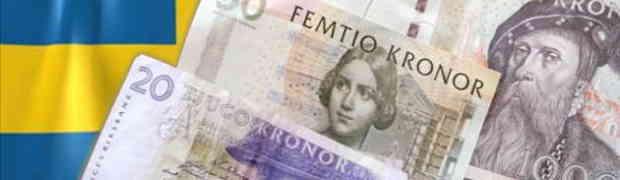 Banca centrale svedese lascia il tasso allo 0%, come era previsto