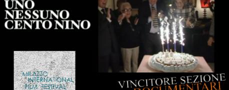 Uno Nessuno Cento Nino di Manfredi al Milazzo International Film Festival diretto da Annarita Campo