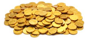 Monete d'Oro Ritrovate in Francia Durante Lavori di Casa