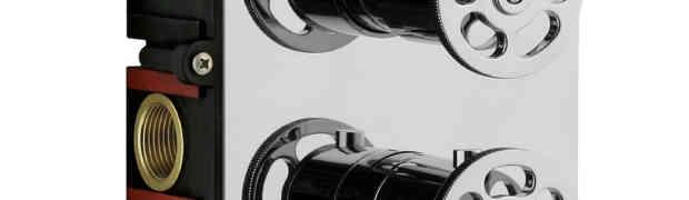 Termostatici Industrial by OMBG. Stile ed efficienza per il bagno contemporaneo