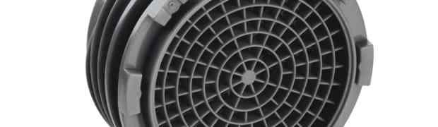 Aeratore CRYSTAL di Neoperl. Per un getto d'acqua compatto e cristallino