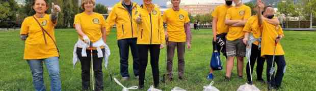 I volontari di Scientology per un rinnovato senso civico