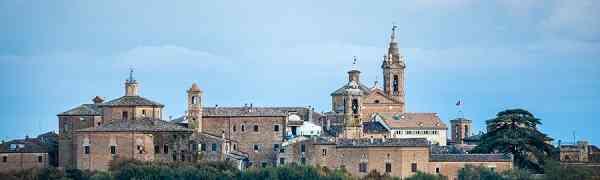 TURISMO SPIRITUALE a Corinaldo. Nuovi itinerari gorettiani tra Paesaggio, Natura e Spiritualità