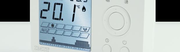 Techno WPT OT: il primo termostato in Classe V di IMIT